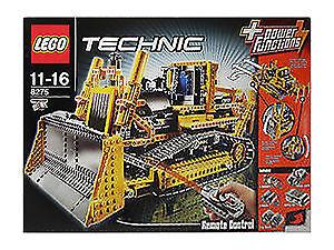 8275 LEGO Technic RC Bulldozer günstig kaufen