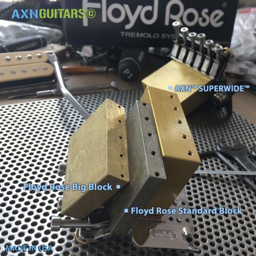 AXN™ SuperWide™ PLUS Sustain Block for floyd rose