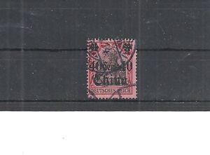 DAP-CHINA-1910-Michelnummer-43-I-o-gestempelt-o-Katalogwert-65-00
