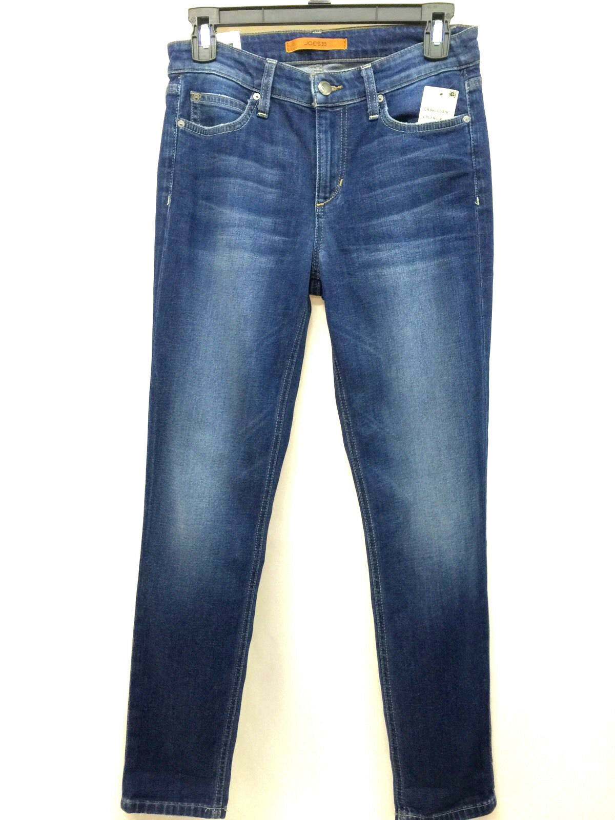 JOES JEANS ROLLED SKINNY CROP JEANS VALENCIA NAVY SIZE 27 & 32 MyAFC