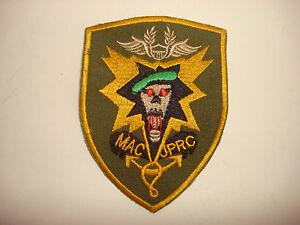 Guerra-Vietnam-Semi-Subdued-Parche-Macv-Jprc-Junta-Personal-Recuperacion-Centro