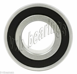 """Oil and Grease Seal 1.378/""""x 2.835/""""x 0.394/"""" Inch Rubber Covered Double Lip w//Gart"""