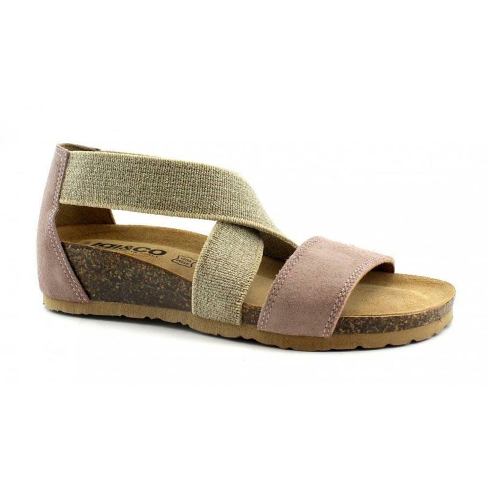 Sandalo mujer Igi&Co in Pelle Cipria - 3198466
