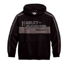 """HARLEY-DAVIDSON GENUINE MEN'S XL """"PRESTIGE"""" PULLOVER HOODIE, NEW WITH TAGS"""