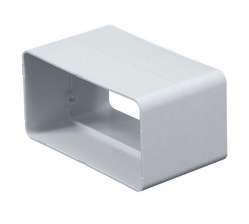 Rectangulaire Channel Connecteur 75 mm//150 mm Tuyau Rigide conduits Coupleur KP75-21