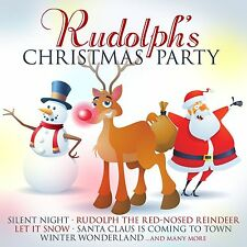 CD Rudolph's Christmas Party von Various Artists