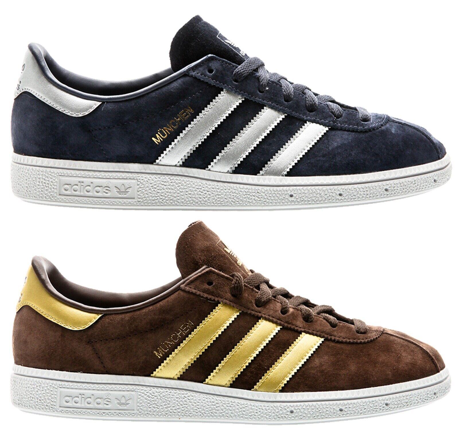 Adidas Originals Munchen Men Turnschuhe Herren Schuhe schuhe Turnschuhe