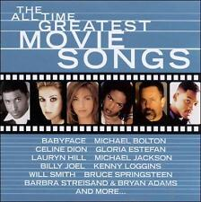 The All Time Greatest Movie Songs 2008
