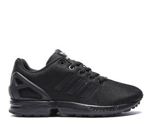 online retailer 280ca 4296b Image is loading adidas-ZX-Flux-J-Older-Kids-UK-5-