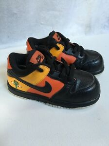 312cce04388e Image is loading VERY-RARE-2004-Toddler-Nike-Dunk-SB-Baby-