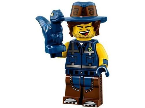 Lego Mini Figure Lego Movie 2 Débardeur Ami Rex neuf non ouvert
