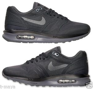 mens nike air max lunar 1 grey
