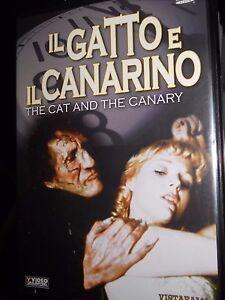 Il-gatto-e-il-canarino-dvd-PARI-AL-NUOVO-Vistarama