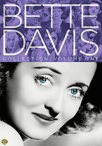 Bette-Davis-Collection-Volume-1-DVD-4-Disc-Set-No-Outer-Box
