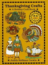 Thanksgiving Crafts: A Holiday Craft Book (Holiday