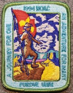 1994-NOAC-Pocket-Patch-An-Adventure-For-Many-A-Journey-For-One-BSA-OA
