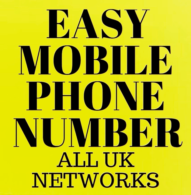 EASY MEMORABLE + GOLD MOBILE NUMBERS O2 VODAFONE EE THREE PAY AS YOU GO SIM CARD