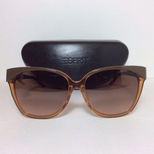 8ecd568b2d0 Esprit Eyewear Et17755 535 56 135 Brown Frame for Women for sale online