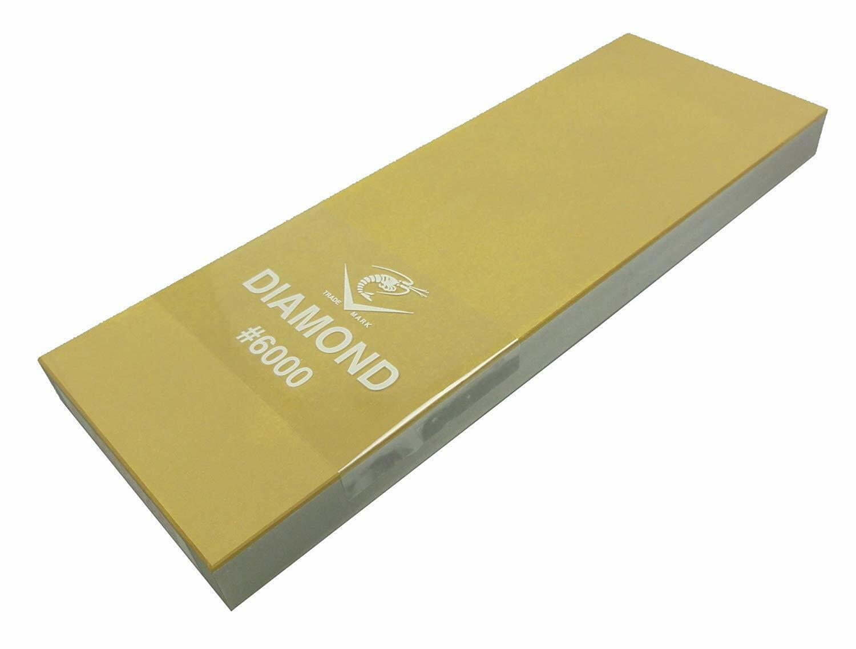Naniwa Diamant Pierre à aiguiser Grit  6000 DR-7560 DR-7560  6000