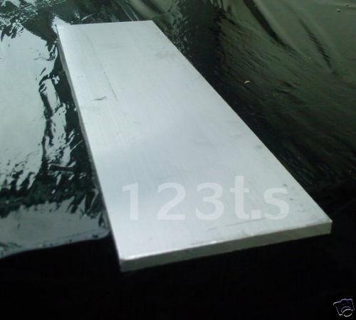 Aluminium Flach Platte 300 x 80 x 5mm Aluminiumplatte Flach Resmaterial