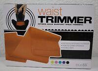 Blue 5.5 Waist Trimmer - Orange