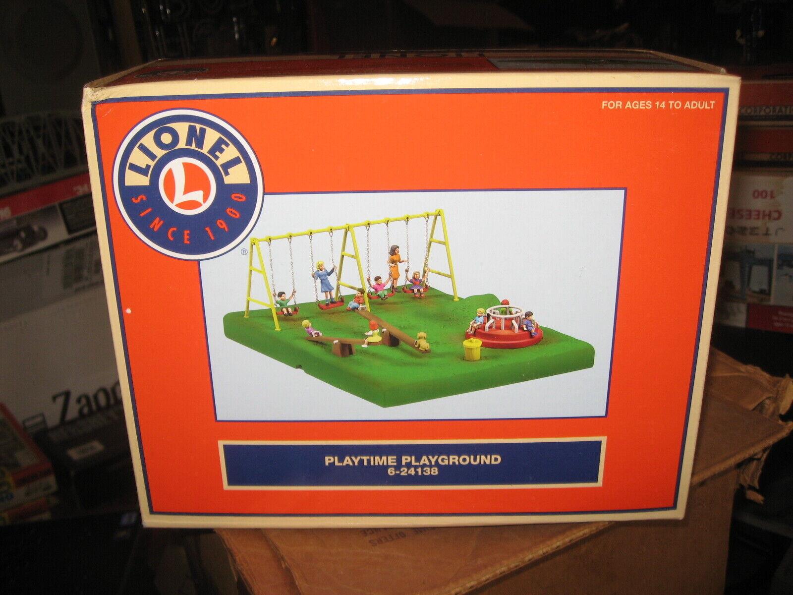 MIB Playtime Playground by Lionel kit