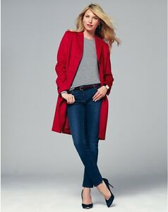 Pure-Collection-Cashmere-Blend-Coat-Red-Size-UK-8-RRP-299-Box46-03-B