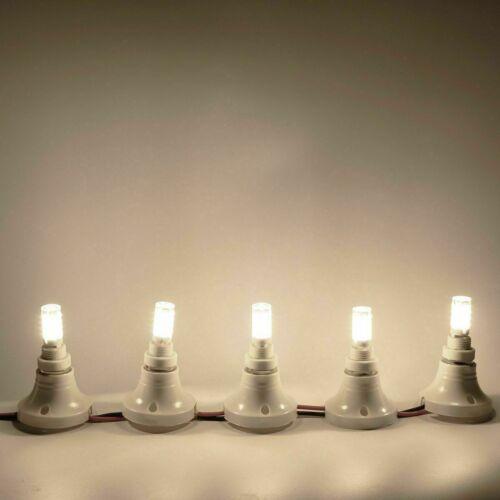 1x 5x 10x 20x G9 8W LED Bulb Capsule Light SMD Replace 45W Halogen Lamp 220V ST