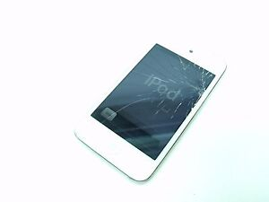 Apple iPod Touch (4th generation) 8GB White model A1367 ...