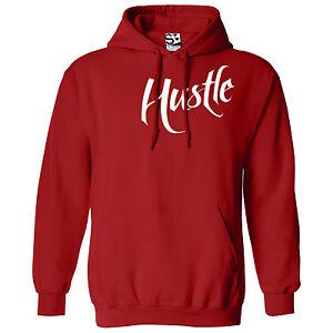 Hustle-Over-Flow-HOODIE-Hooded-Grind-Sports-Hard-Work-Sweatshirt-All-Colors