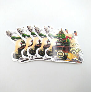 5pcs Rat Fink Stickers Hot Rods Big Daddy Graffiti Racing Ed Roth Decal