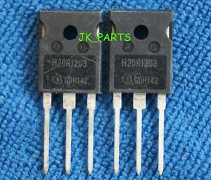 Details about 10pcs NEW IGBT H20R1203 20R1203 for Induction cooker repair