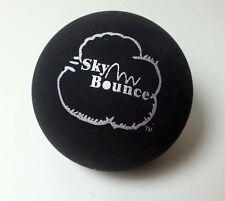 6 SKY BOUNCE BLACK COLOR - HAND BALLS / RACKET BALL RACQUETBALL