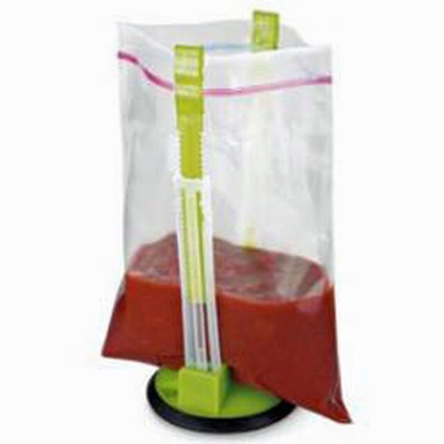 Baggy Rack Storage Bag Holder - Kitchen Tools & Gadgets FREE SHIPPING