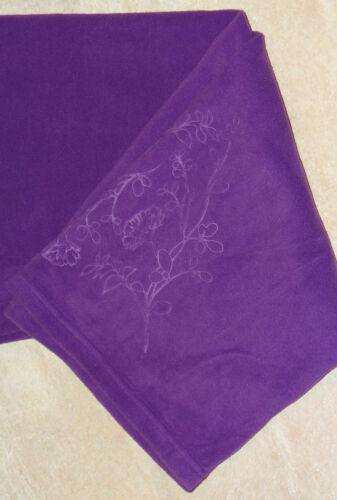 Women Purple or Fuschia Pink Fleece Pants