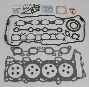 For Nissan Genuine OEM Engine Complete Rebuild Gasket Kit SR20 SR20VE