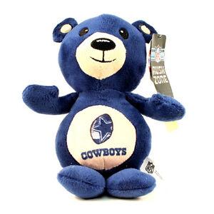 Dallas-Cowboys-Plush-Stuffed-Bear-NFL-NWT