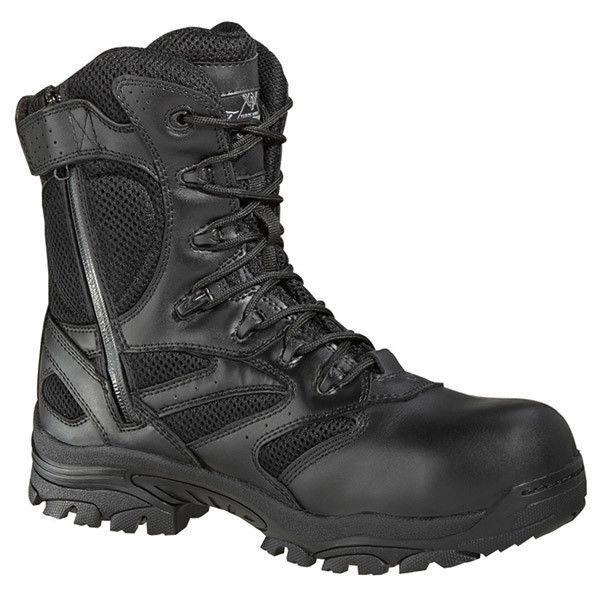 la migliore selezione di Thorogood 804-6191 The Deuce 8  Waterproof Side Zip Zip Zip Composite Safety Toe avvio  è scontato