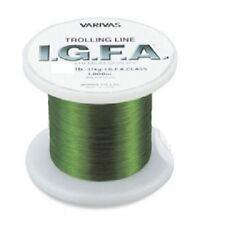 Schnüre & Vorfächer MORRIS nylon line VARIVAS I.G.F.A Special trolling 1000m 80lb flash green Angelsport