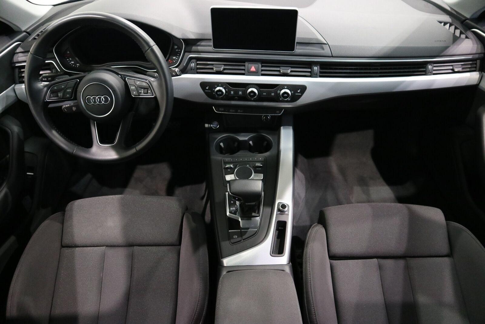 Audi A4 2,0 TDi 190 Sport Avant S-tr. - billede 16