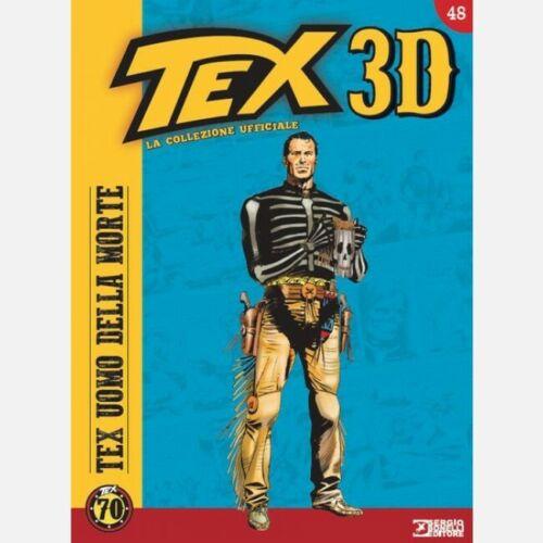 Statuine TEX 3D La collezione ufficiale Centauria Uscita n° 48 Tex l/'Uomo della