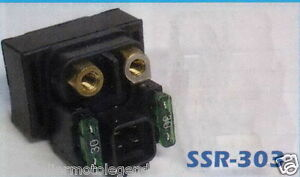 Suzuki Sv 650 N/s - Relais De Démarreur Tourmax - Ssr-303 - 7689303