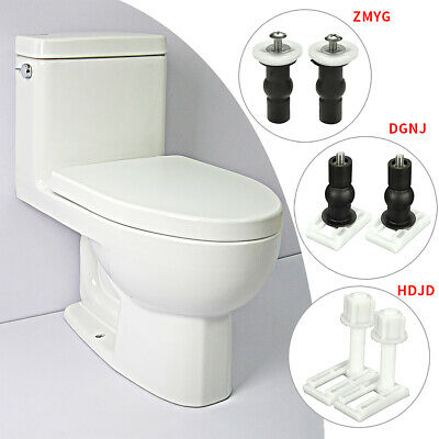 Astonishing 2Pcs Toilet Seat Hinge Bolts Replacement Bolt Screws Fixing Fitting Repair Tool Ebay Machost Co Dining Chair Design Ideas Machostcouk