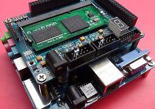 Altera FPGA Board EP4CE22F17 CORE+ Devic Board USB/Sound/Ethernet/SD Card/VGA