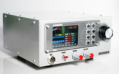 Hambuilder HBR10HF Homebrew All Band HF Transceiver