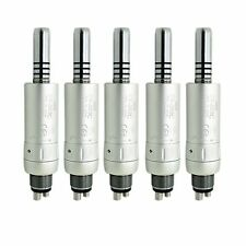 5 PCS NSK Upgraded Inner Water Dental Low Speed Handpiece Air Motor 4 Holes