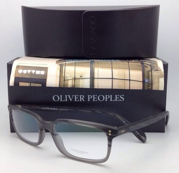 3d6f0712d5 Oliver Peoples Eyeglasses Denison OV 5102 1124 51-17 Grey matte Storm Frames  for sale online