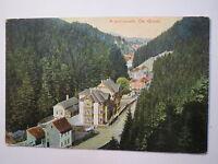 Friedrichroda - Der Grund - 1911 / AK