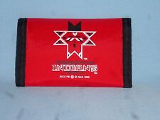 INDIANAPOLIS INDIANS Nylon TriFold WALLET box of 12 NWT