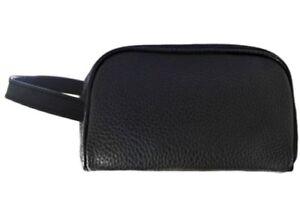 l'atteggiamento migliore eda2f 75de1 Dettagli su Pochette uomo da polso Borsetta nera borsello a mano borsa  piccola casual moda